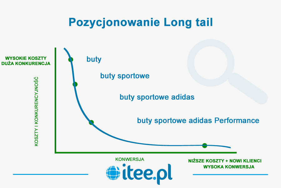 Dlaczego strategia długiego ogona (long tail) to najlepsza strategia marketingowa?